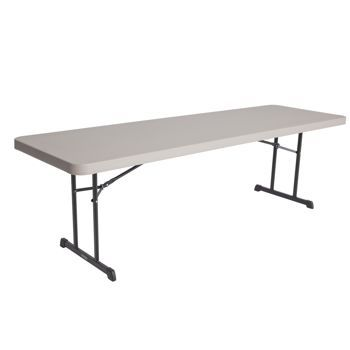 Lifetime 8 Professional Grade Table 4 Pack Folding Table