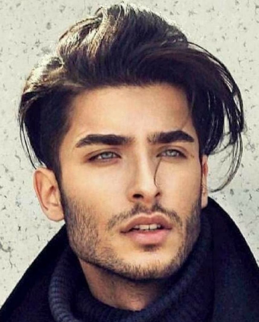Apres Les Pleurs Chapitre 7 En 2021 Cheveux Long Homme Coiffures Masculines Coiffure Garcon