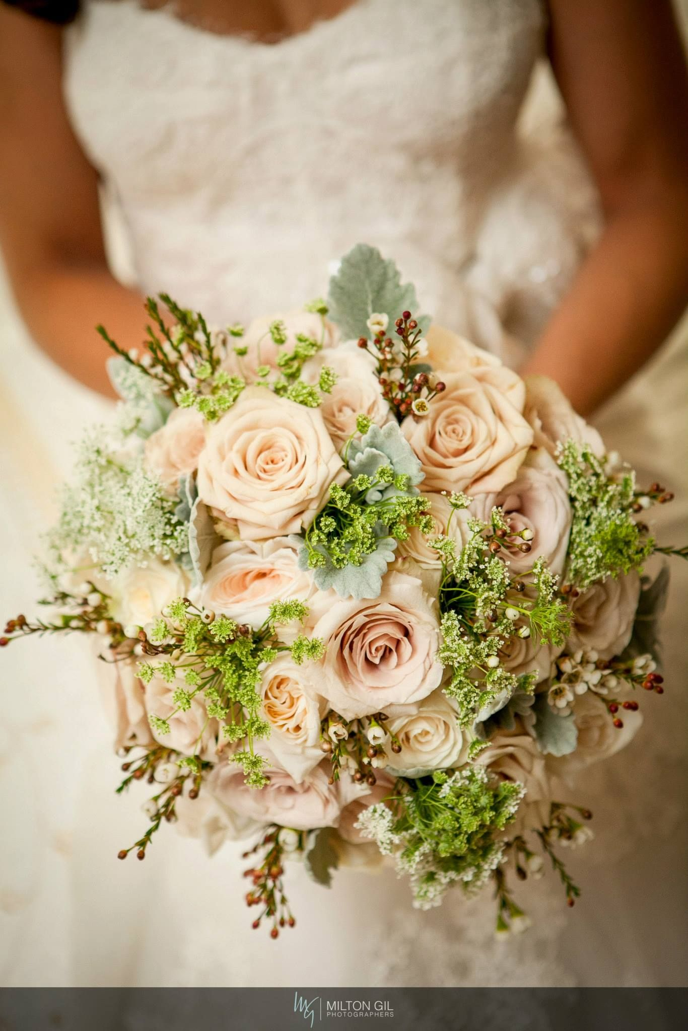 natural earth tone rustic bridal bouquet custom bridal couture design by adam leffel. Black Bedroom Furniture Sets. Home Design Ideas
