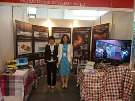 Thermoteknix at CementTech 2014