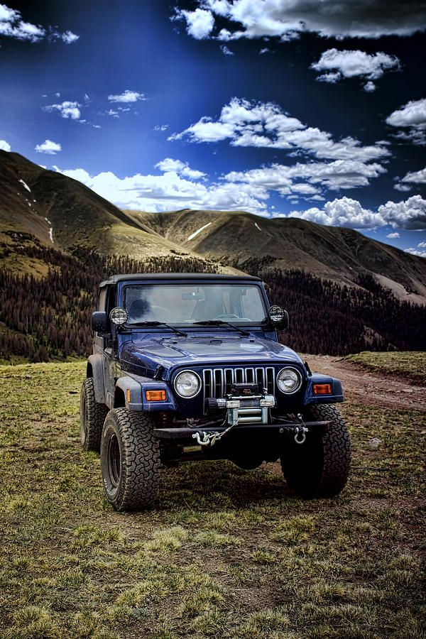 High Country Adventure (With images) Adventure jeep