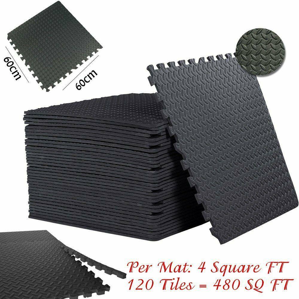 Details about 480 Sq Ft Interlocking EVA Foam Floor Puzzle