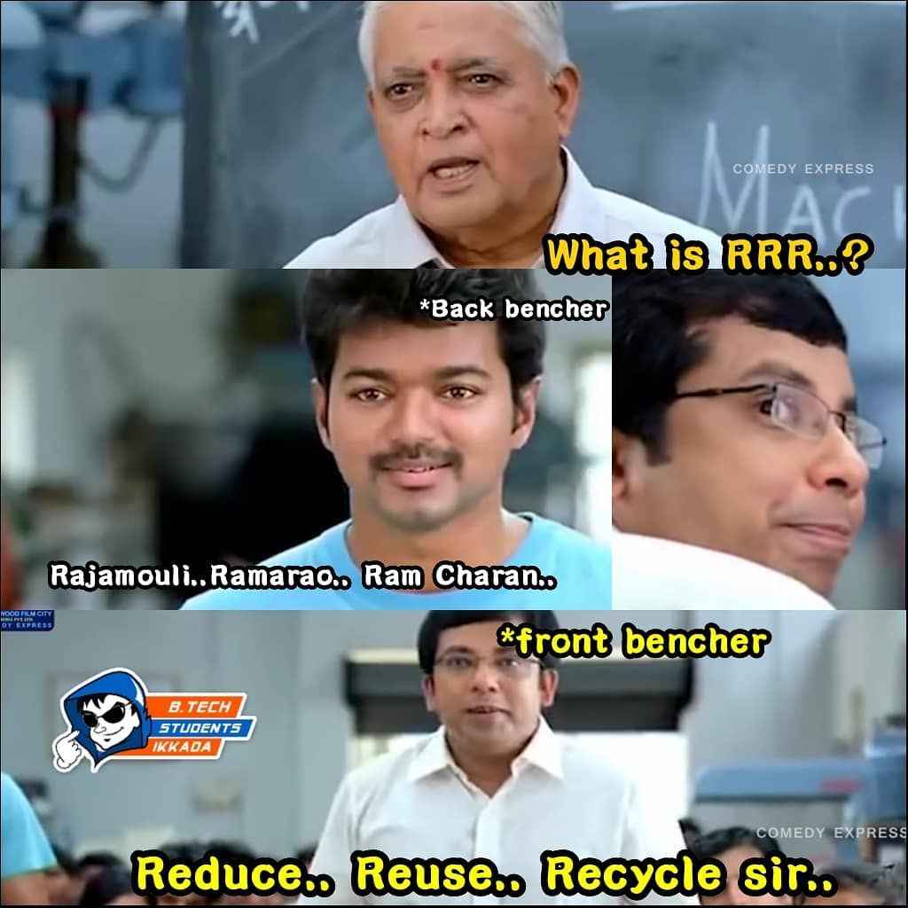 Image may contain 4 people, text Telugu jokes, Jokes