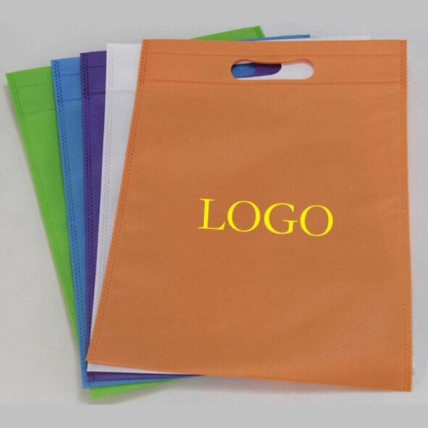 This high quality non-woven tote bag, made from 80 gsm material