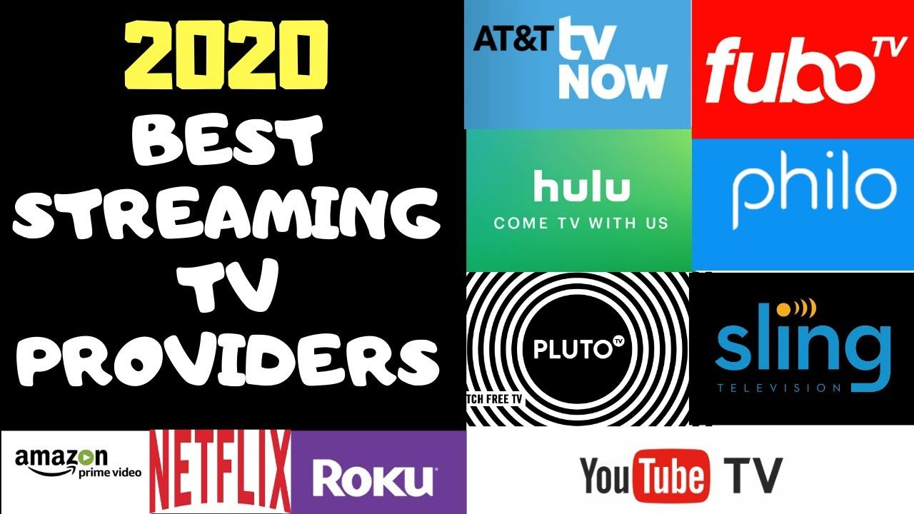 Best streaming tv services 2020 honest reviews indepth