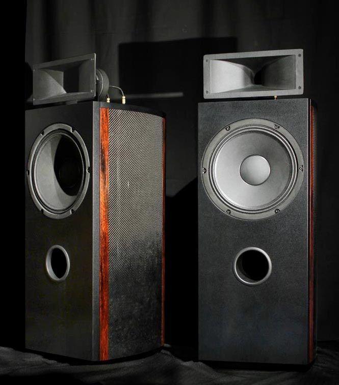 Vintage hi-end speaker system | Speakers in 2019 | Home audio
