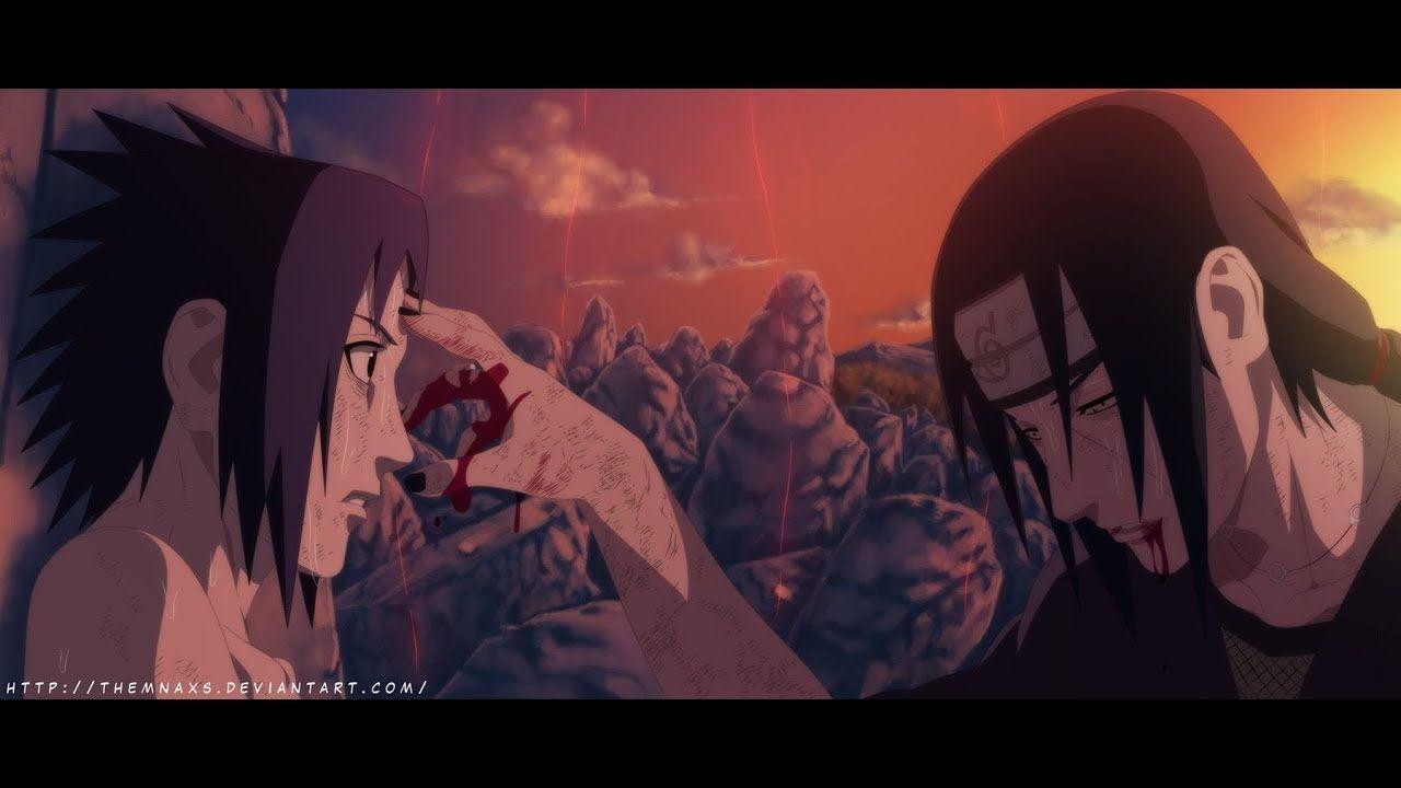 Sasuke Vs Itachi Epic Fight English Sub Full Hd Itachi Uchiha Itachi Wallpaper Naruto Shippuden