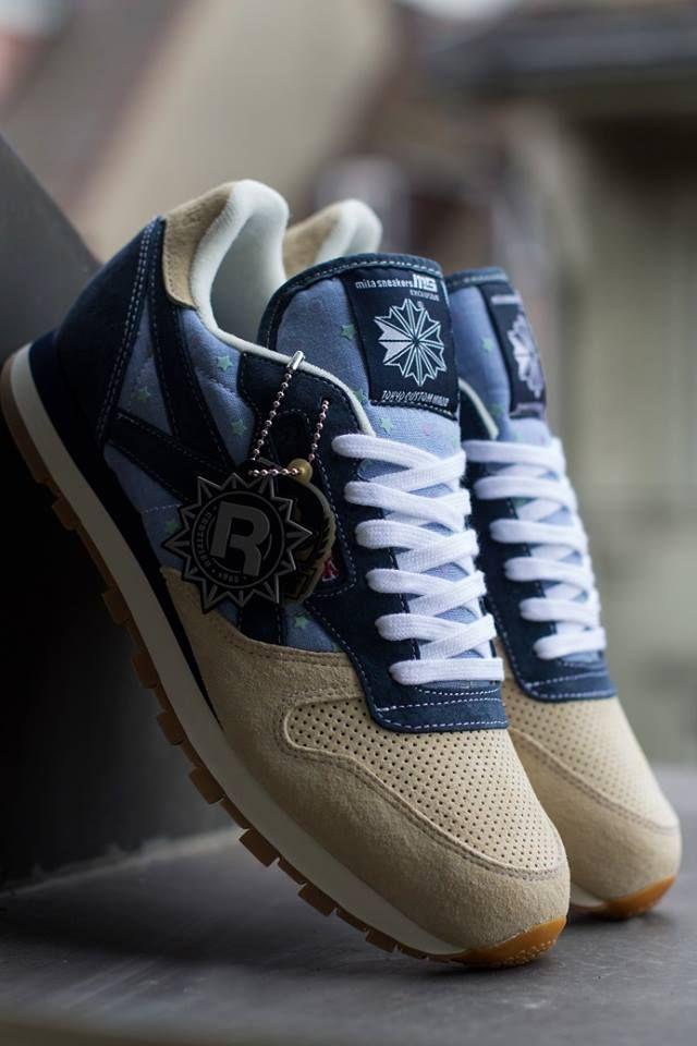 mita Sneakers x Reebok Classic Leather | SneakerFiles