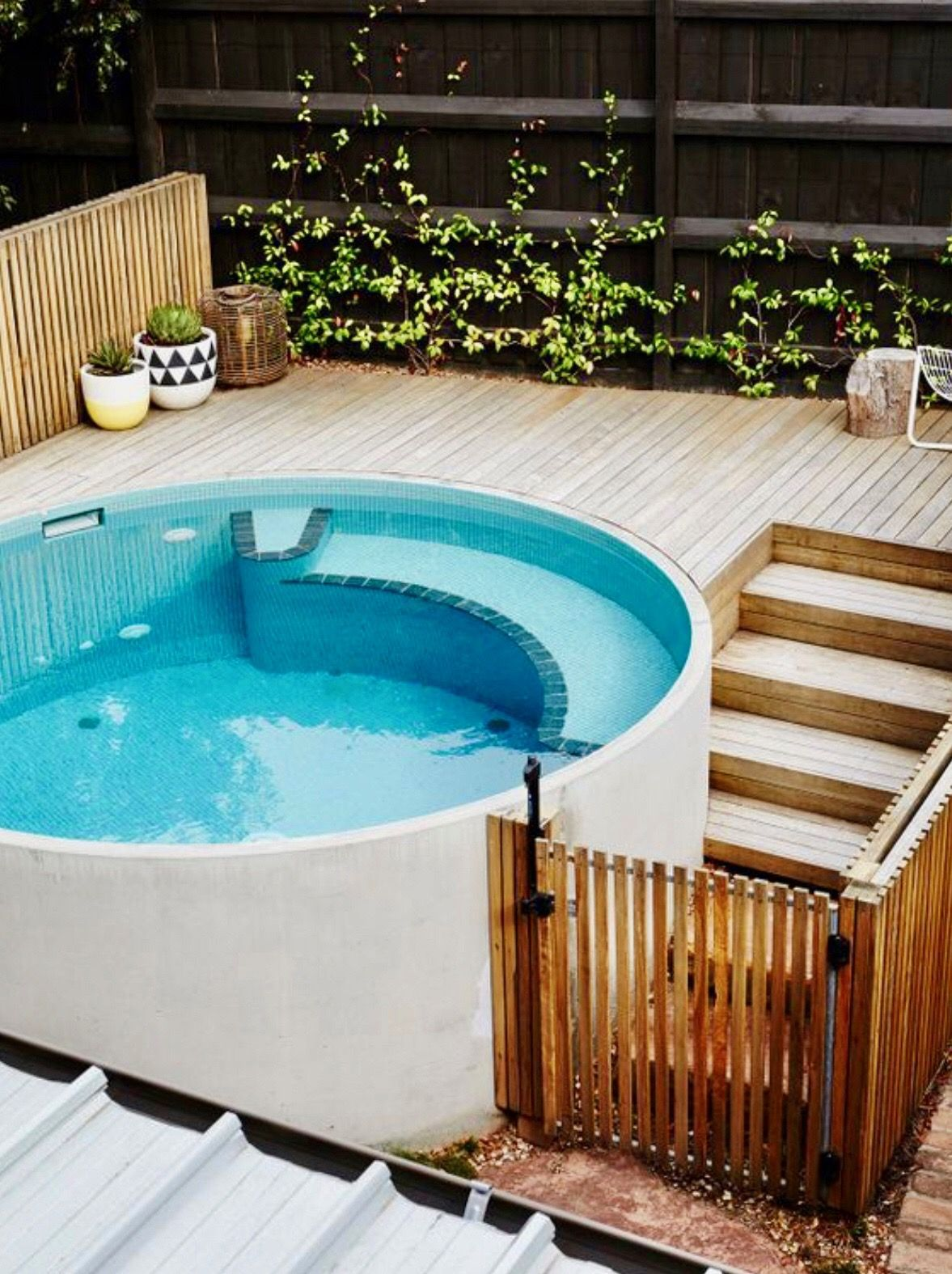 Plunge Pools Are The Trendy New That Being Installed In Many Peoples Back Yards They Small Deep Swimming To Refresh And Revive
