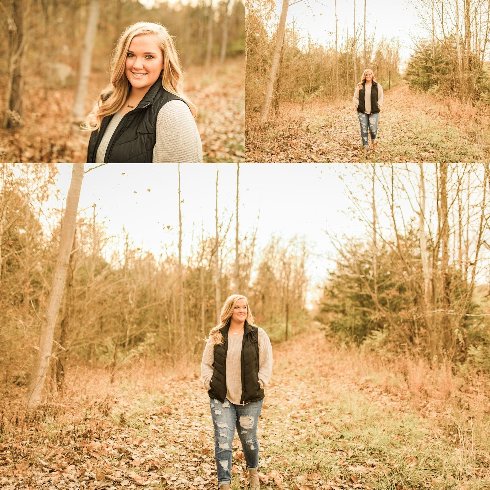 Fall Senior Session | family photo ideas | Senior pictures