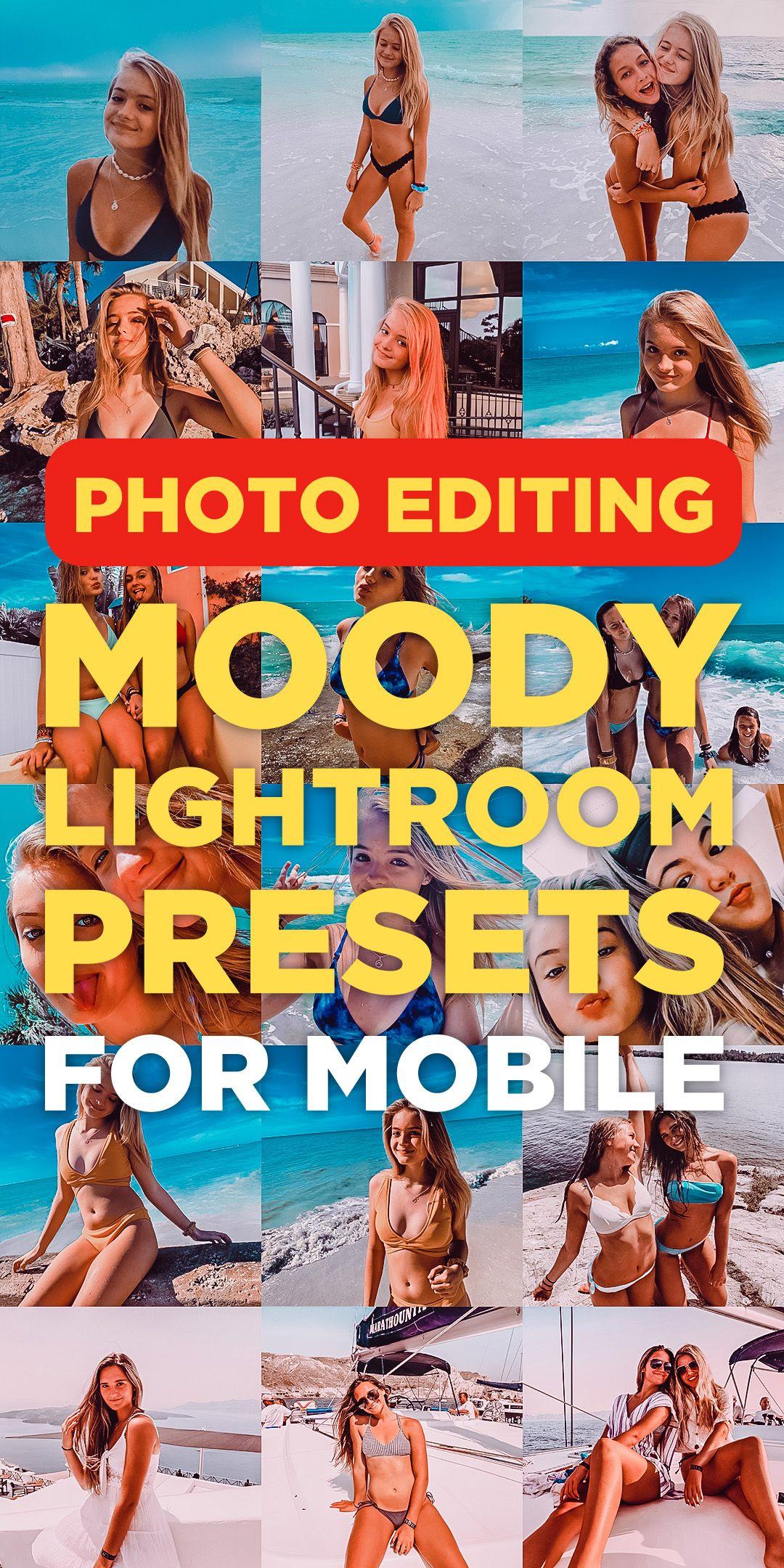 7 mobile lightroom presets bolota lightroom instagram