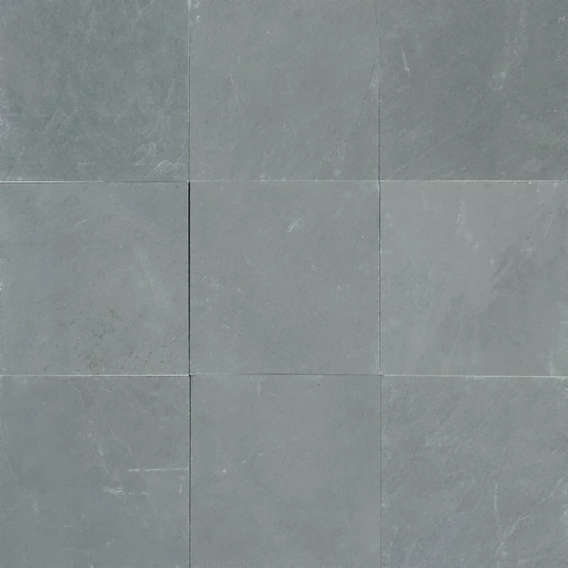 Stone Tile Shoppe Inc Montauk Blue Natural Cleft Face Gauged Back 12x12 Slate Field Tile Wayfair In 2020 Slate Flooring Stone Tiles Tile Floor