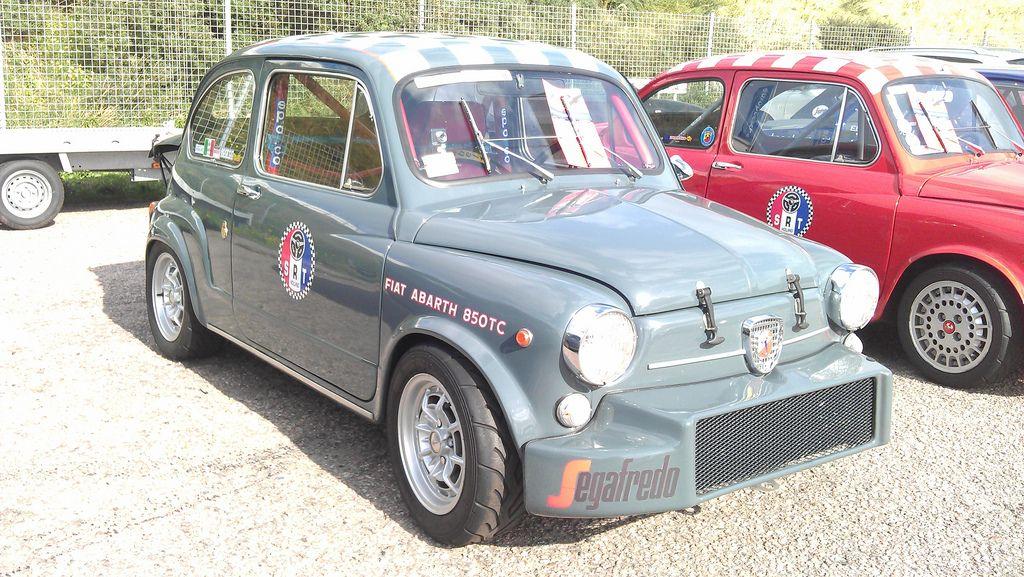 Risultati Immagini Per Fiat Abarth 850 Tc Replica