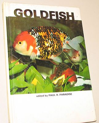 Goldfish by Paul R Paradise 1989