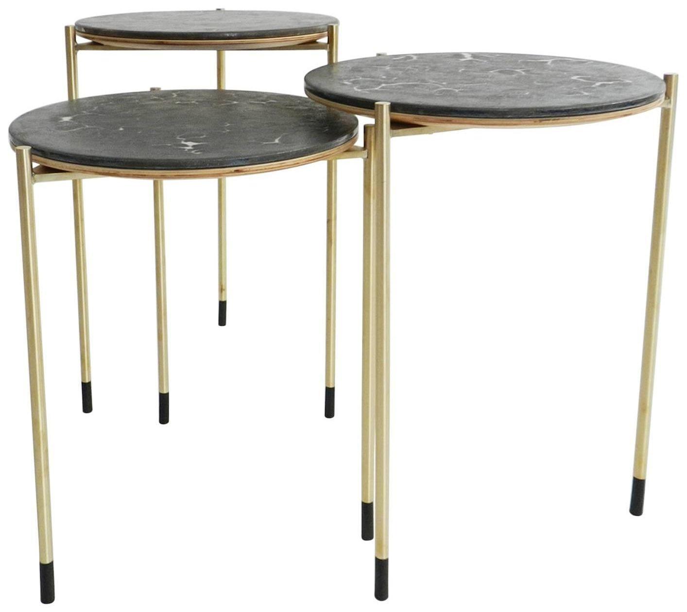 Veruska Gennari Tables Side Night Pinterest Tables # Modele Des Tables Pour Television Plasma En Fer Forge