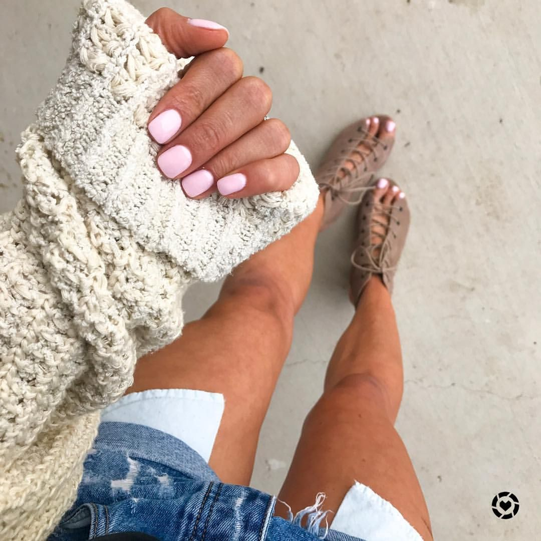 Pin by Shantel on Nails | Pinterest | Pink nails, Beauty ideas and ...