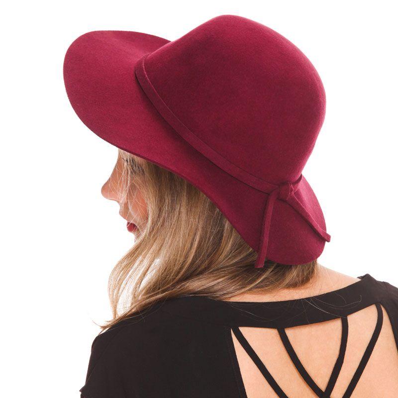 Mooloola Bricklane Hat in Wine from City Beach Australia  88a86c2376f4