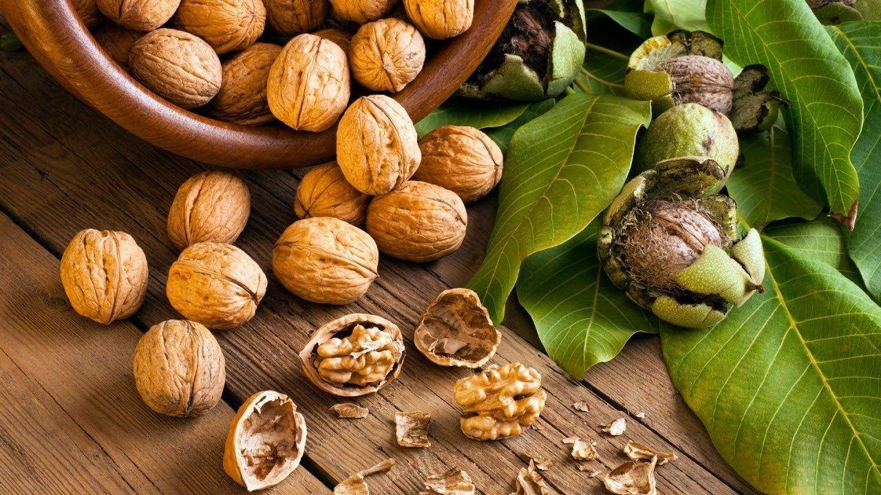 Новыйl Грецкий орех: польза и вред - как оставаться здоровым. Варенье, настойки (на скорлупе и перегородках), особенности для женщин (Фото & Видео) +Отзывы