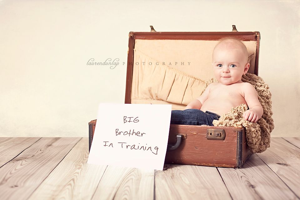 Second Pregnancy Announcement I like incorporating the Big – Sibling Birth Announcement Wording
