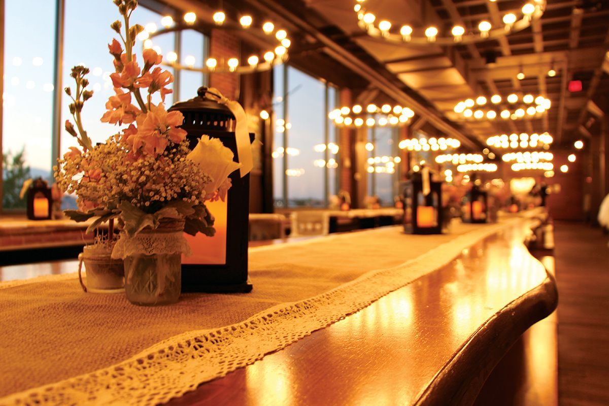 Host An Unconventional Rehearsal Dinner At The Harpoon Brewery Beer Hall