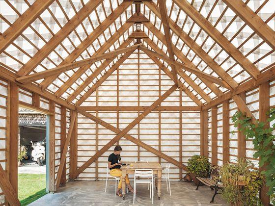 Spectacular Gartenpavillon in Smetlede