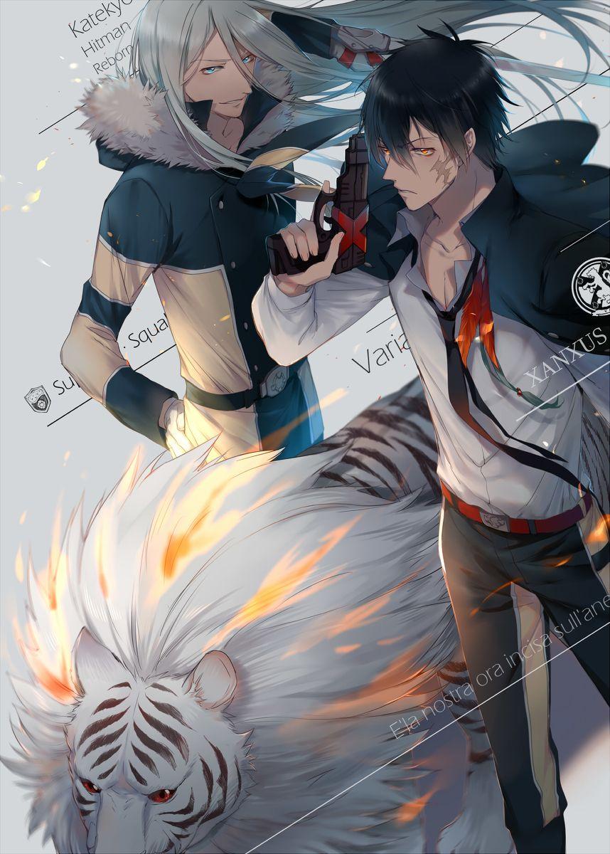 Katekyo Hitman REBORN! (KHR) 家庭教師ヒットマンリボーン! #Anime #Manga (家庭教師ヒットマンREBORN!) Superbi Squalo, 3,該作品被收錄於公式書中。 在62回(單行本第8卷)之前, Xanxus ...