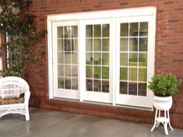 Transform Existing Set Of Windows Into Entryway