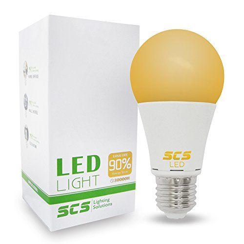 Nasa Sleep Promoting Light Bulb