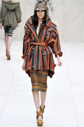 love the coat. Burberry Prorsum, London Fashion Week, ss2012 rtw