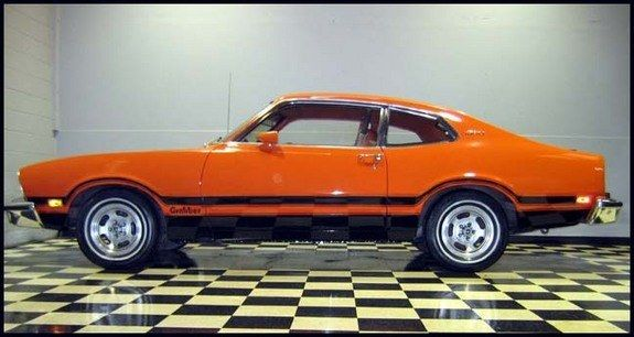 My First Car 1974 Ford Maverick Grabber Find Parts For This
