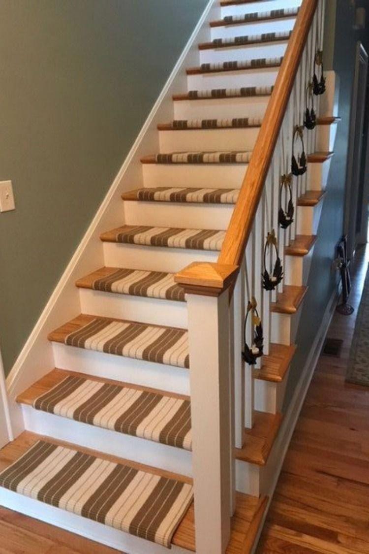 Carpet Runners For Stairs Lowes Carpetforstairsrunners Carpet | Carpet Stair Treads Lowes | Diy | Underlay Carpet | Luxury Vinyl Stair | Residential | Non Slip
