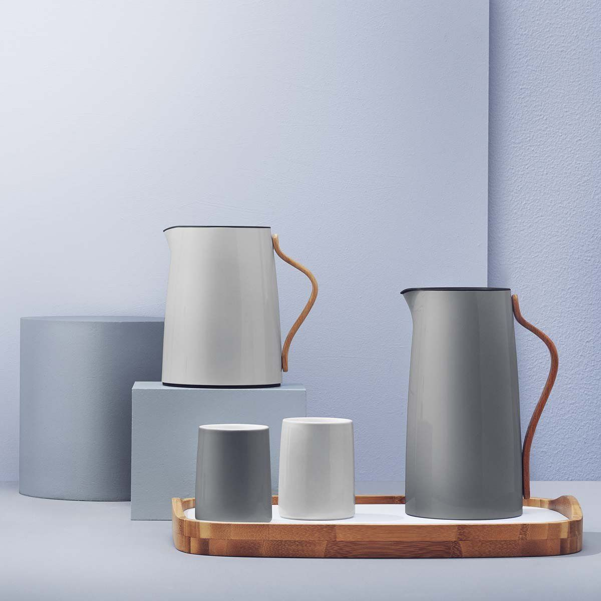 #Raumidee des Tages: Die #Farbkombination von Blau und Grau ist doch immer erfrischend 🌻 ► https://www.amazon.de/Stelton-x-201-Emma-Isolierkanne-Kunststoff/dp/B00ESGGLWI/?_encoding=UTF8&camp=1638&creative=6742&linkCode=ur2&qid=1488371343&s=kitchen&site-redirect=de&sr=1-33&tag=raumideen-21