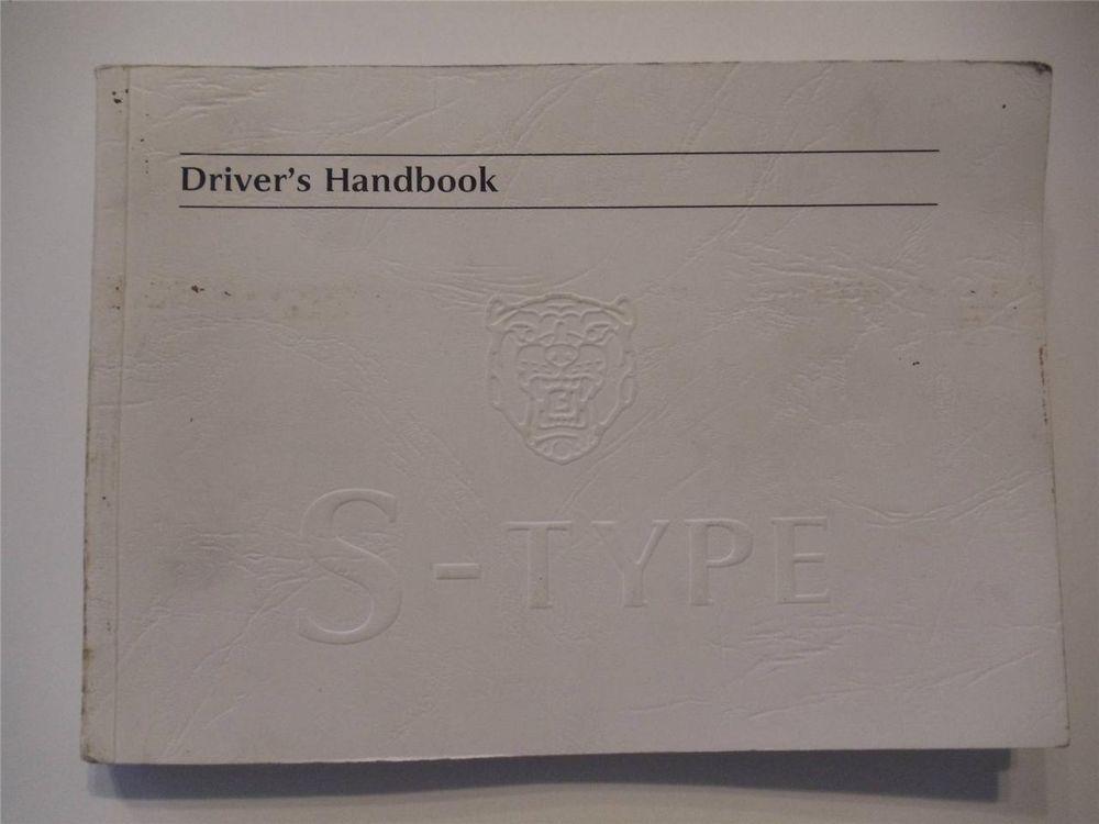 1998 2003 jaguar s type owners manual book jags all types rh pinterest com  jaguar s type repair manual book