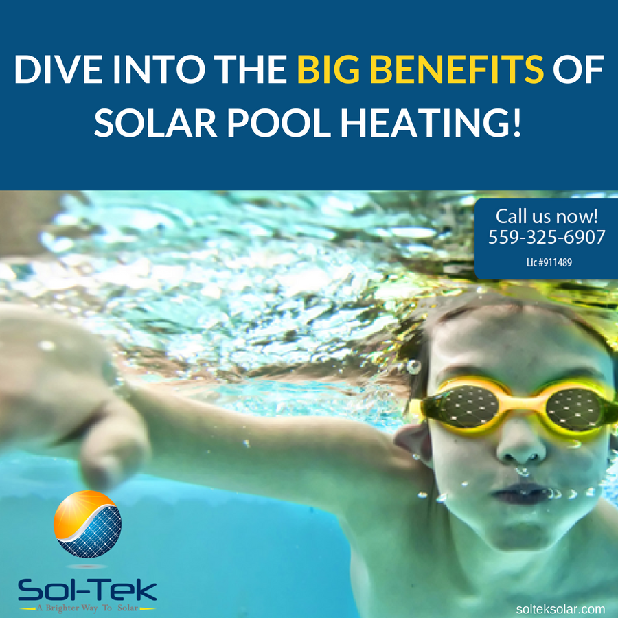 Solar Pool Heaters Add 100% Of Their Cost To The Resale Value Of Homes!