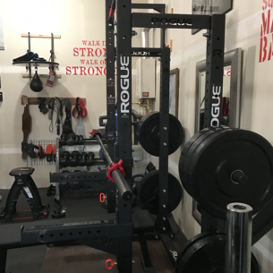 Rogue equipped garage gyms photo gallery rogue canada home gym