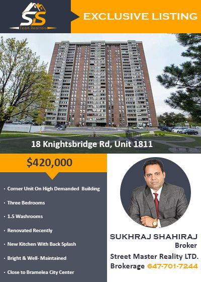 Looking To Purchase This Unit: Pin On 8 Knightsbridge Rd, Unit 1811