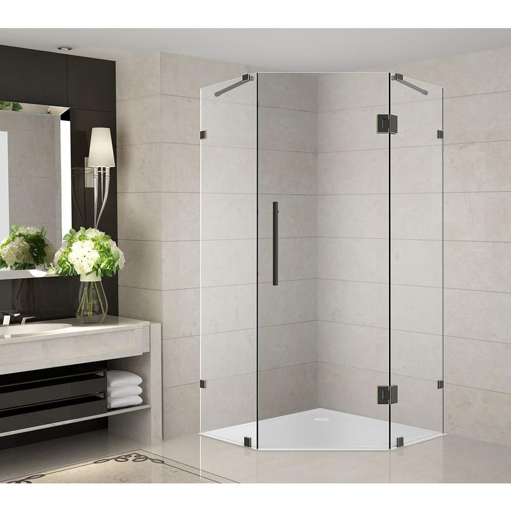 Charmant Aston Neoscape 38 In. X 38 In. X 72 In. Completely Frameless Neo