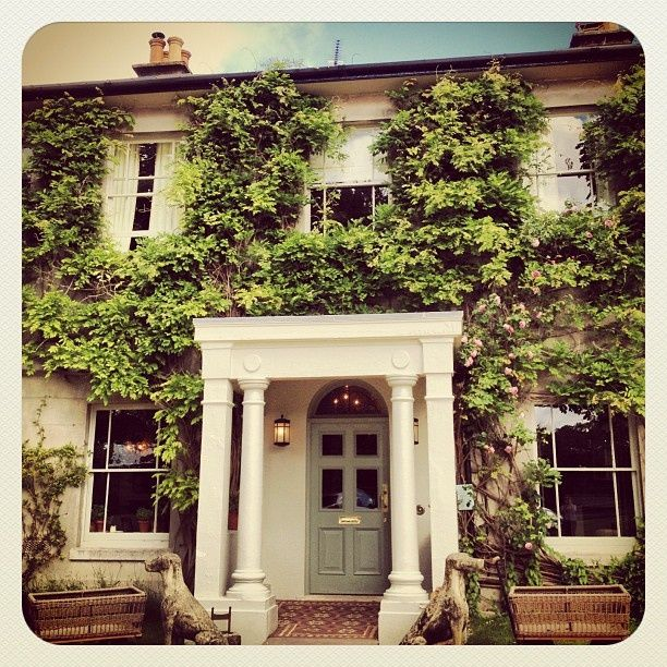 The Pig Country House Hotel And Restaurant New Forest Hampshire Www Thepighotel C In Heart Of National Park 1 Mile From