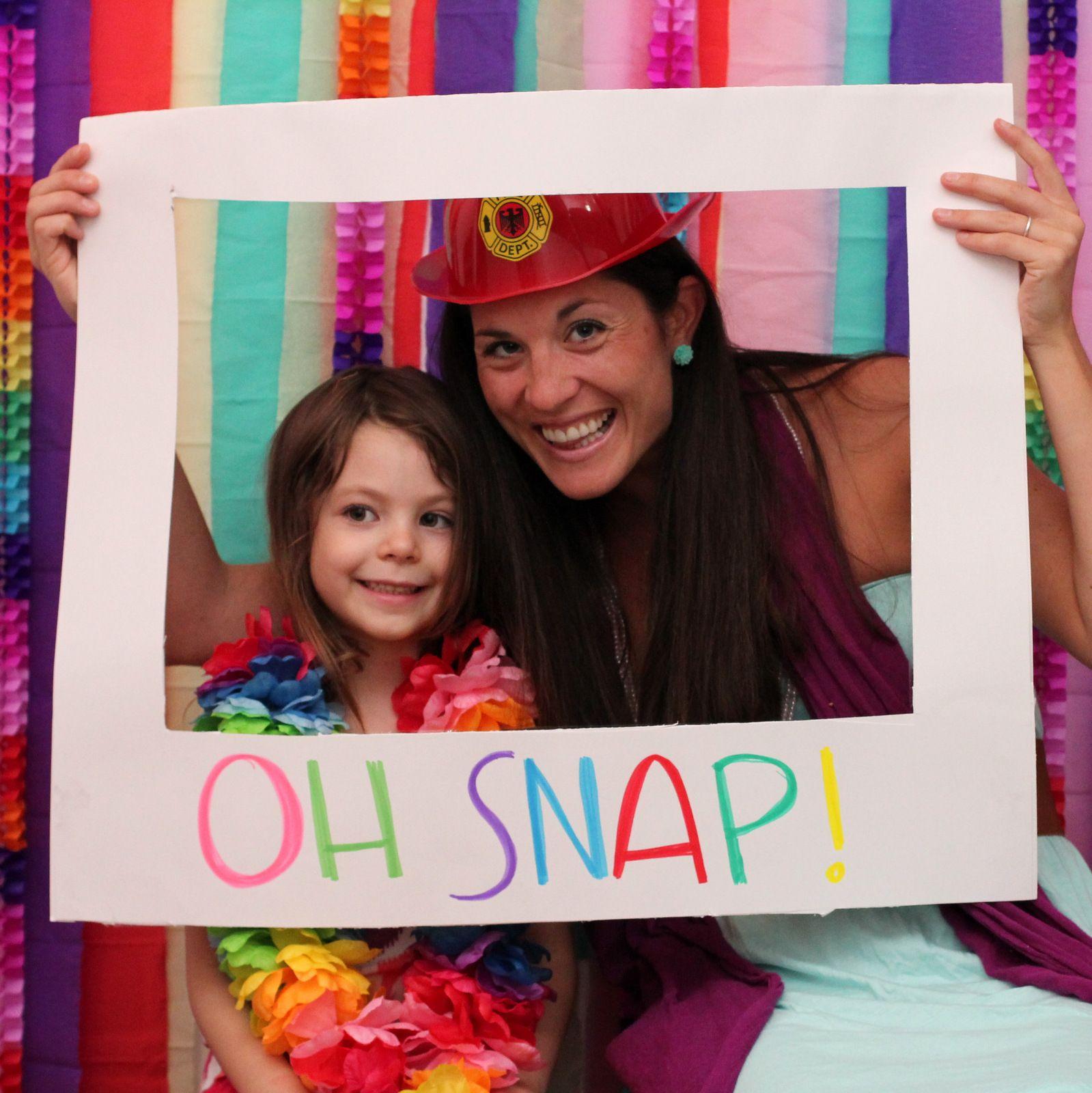 Cheap Kids Photo Booth Idea Kids Birthday Photography
