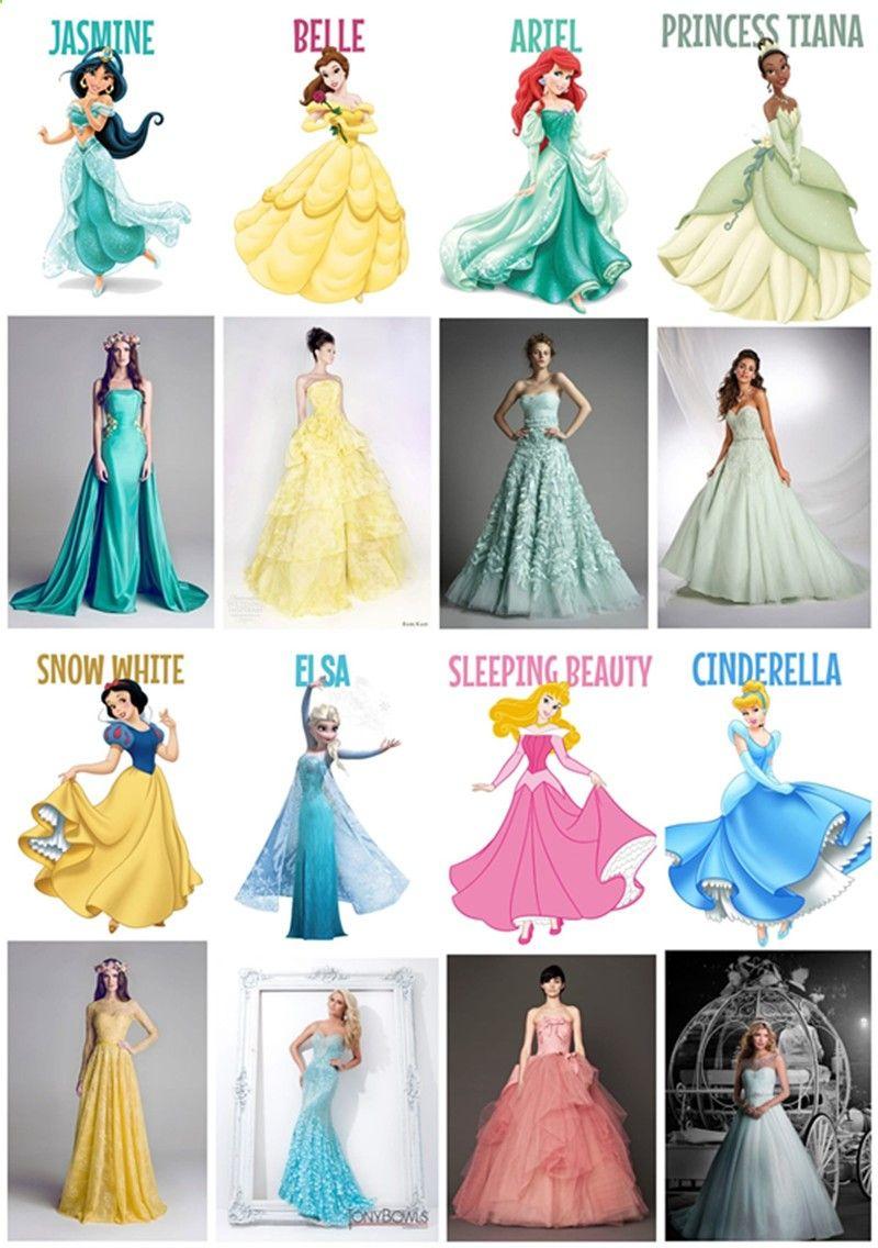 41++ Disney inspired wedding dresses ideas ideas