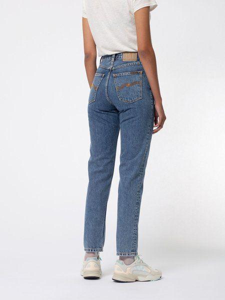 Photo of Nudie Jeans – Breezy Britt Friendly Blue