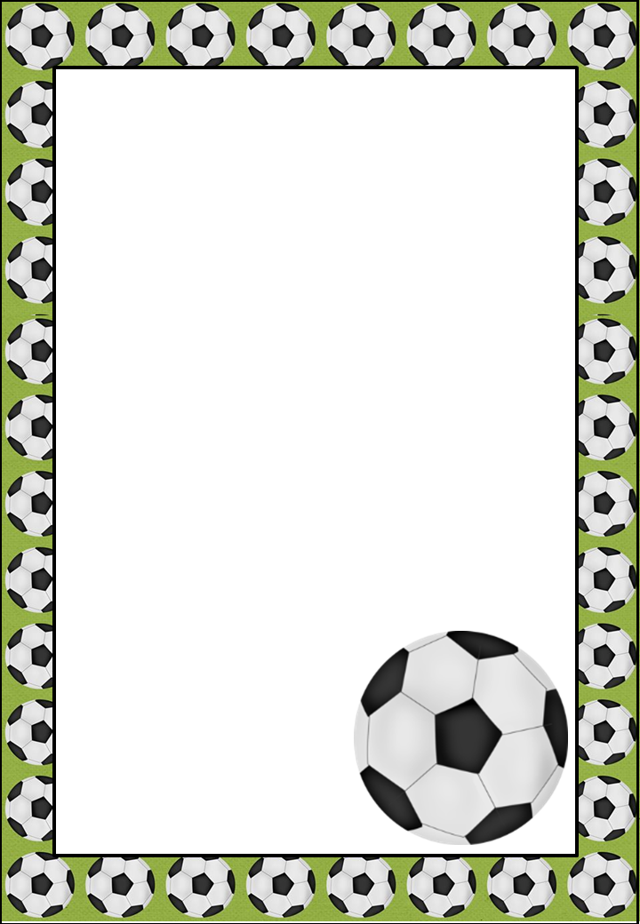 Pin by Sally on Stationary | Pinterest | Soccer birthday, Soccer ...