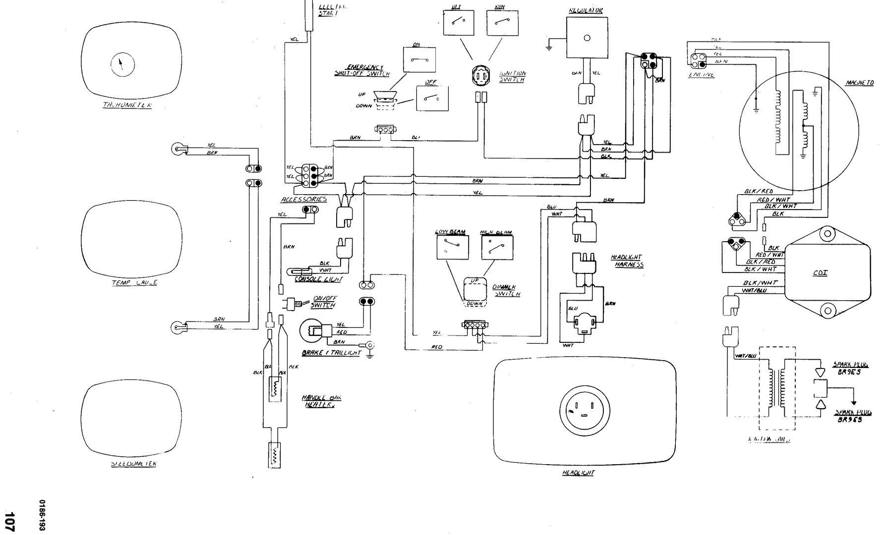 New Wiring Diagram for Silvertone Guitar (With images