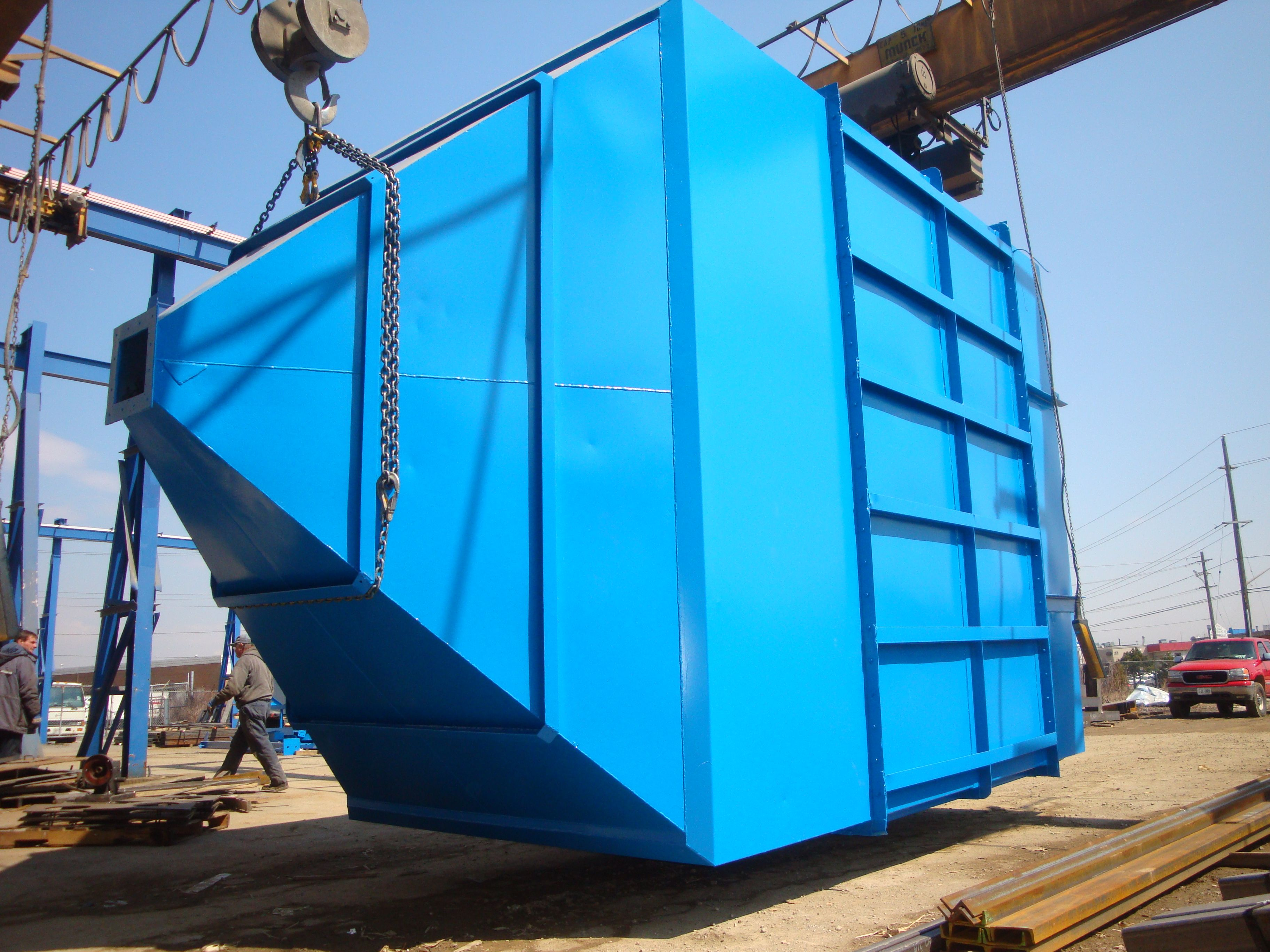 Dust collector and industrial dust collectors are