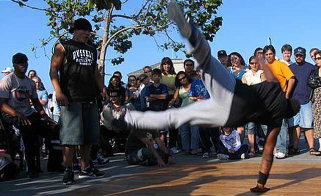 International Hip Hop and Breakdance Festival in Meknes