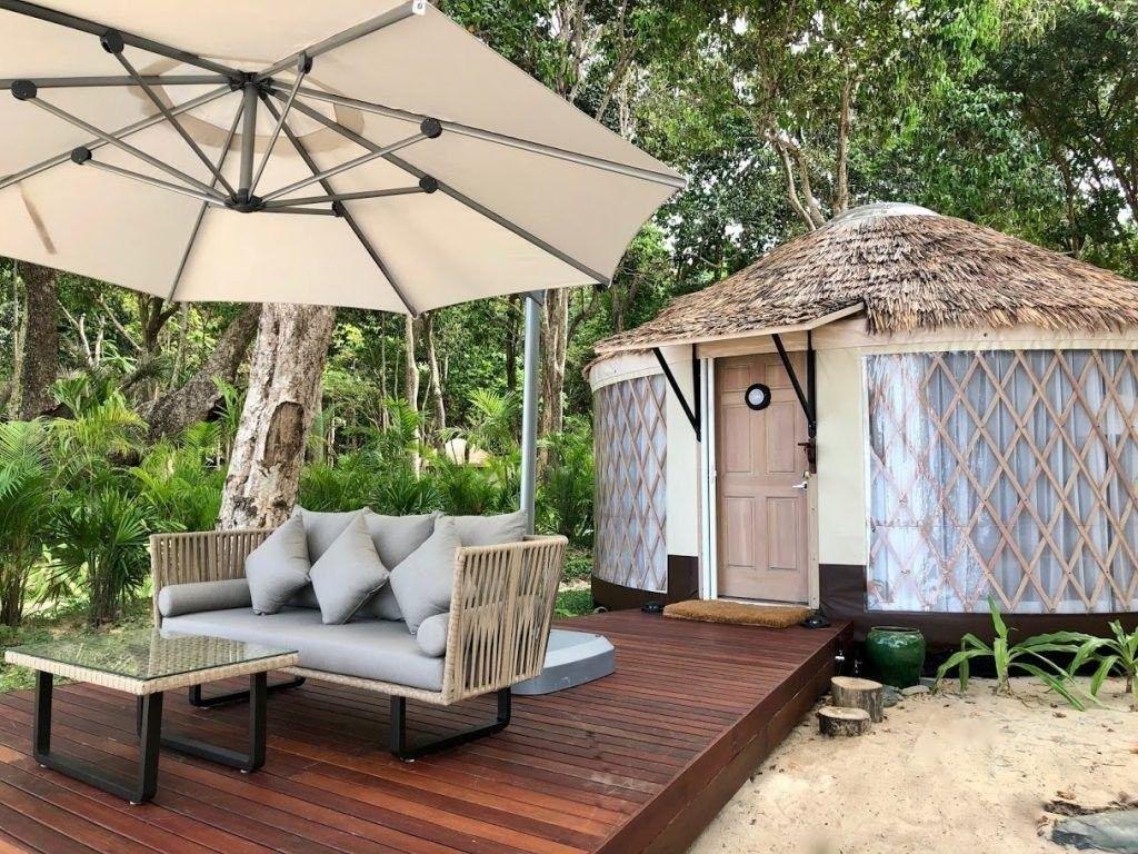 Luxury Awei Pila Resort in Mergui Archipelago Myanmar  #myanmar