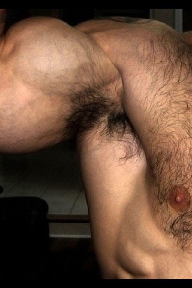 Bill hairy balls