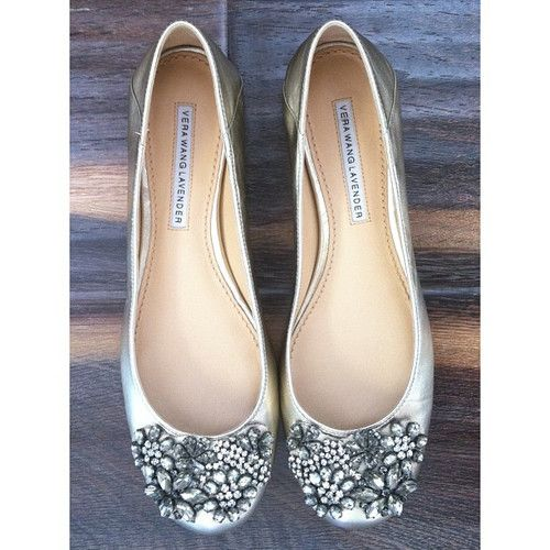 Vera Wang Lavender Label Embellished Platform Sandals cheap the cheapest clearance amazon store zGpaq3cF