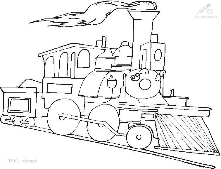 Free Coloring Pages Pictures Quot Polar Train Express Quot