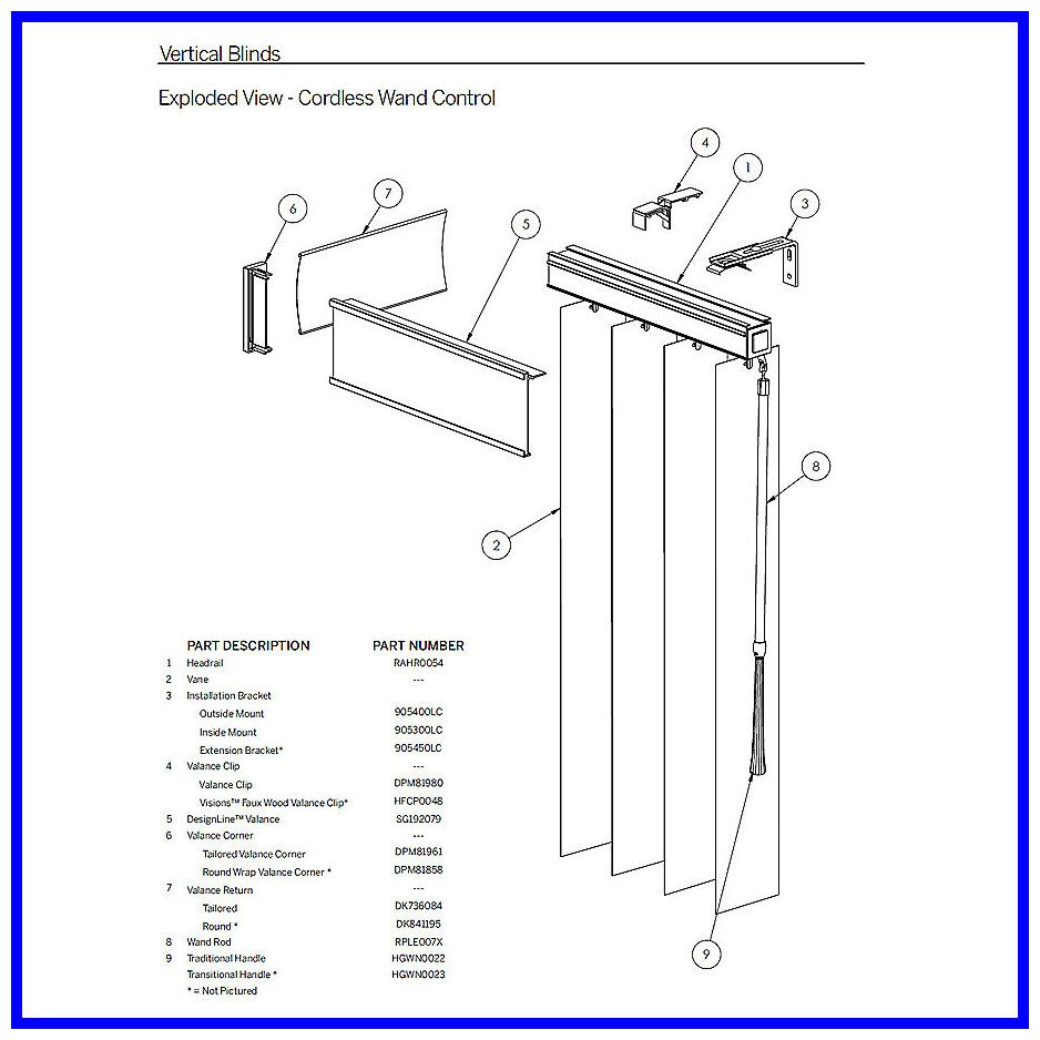 52 Reference Of Levolor Vertical Blind Parts In 2020 Blind Repair Horizontal Blinds Vertical Blind Parts